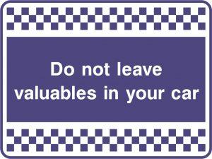 Checkerboard Warning/Information Signs