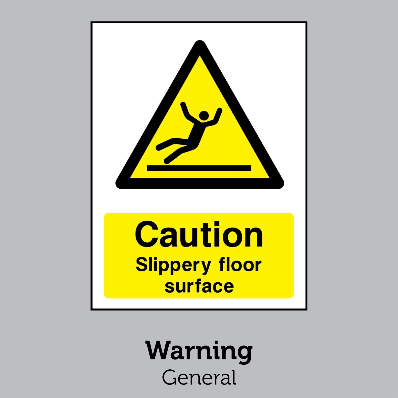 Warning - General